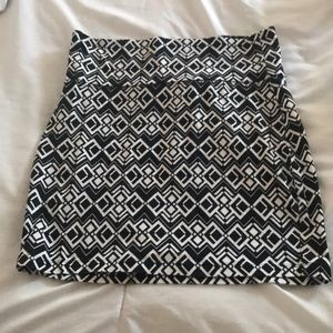 High waisted skirt from Charlotte Russe